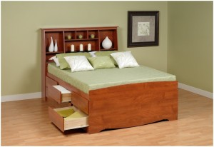 bunk_bed_with_shelf_headboard_119_cool_ideas_for_full_image_for_bed