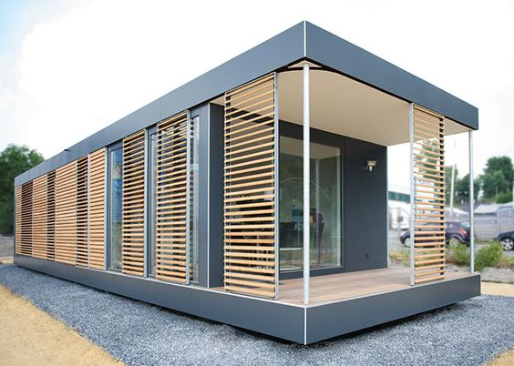 - Container haus architekt ...